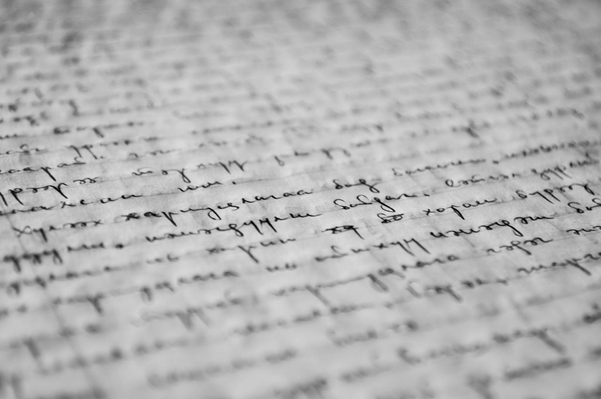 Hooshmand Version of The Classic Nancy L. Halbert Heraldry Letter