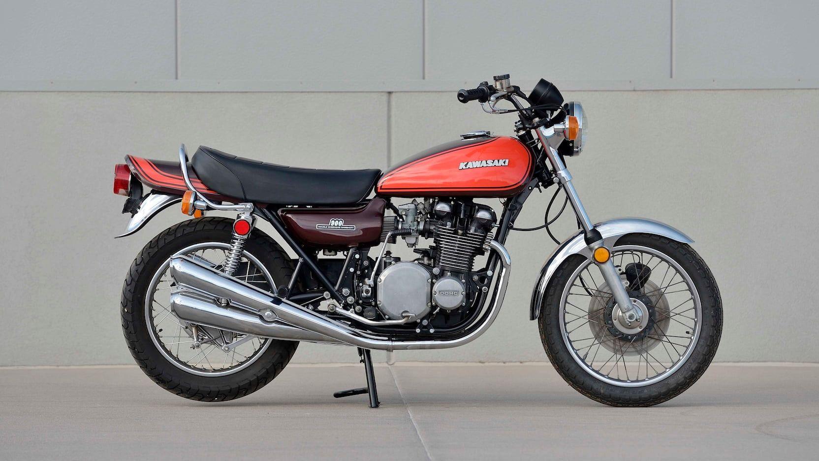 The Kawasaki Z1 was the original Eddie Lawson Replica that led to the modern Z900RS
