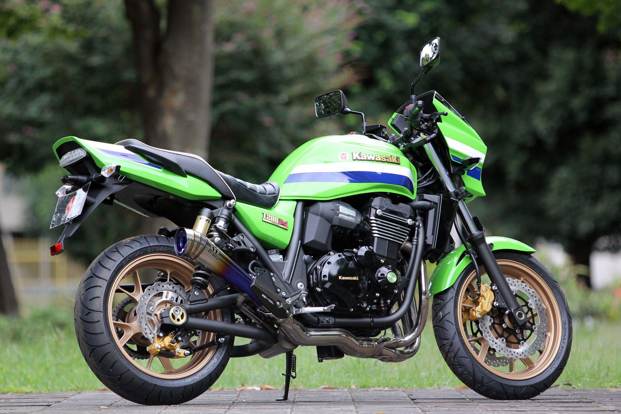 Kawasaki ZRX1200 DAEG - Japan-Only