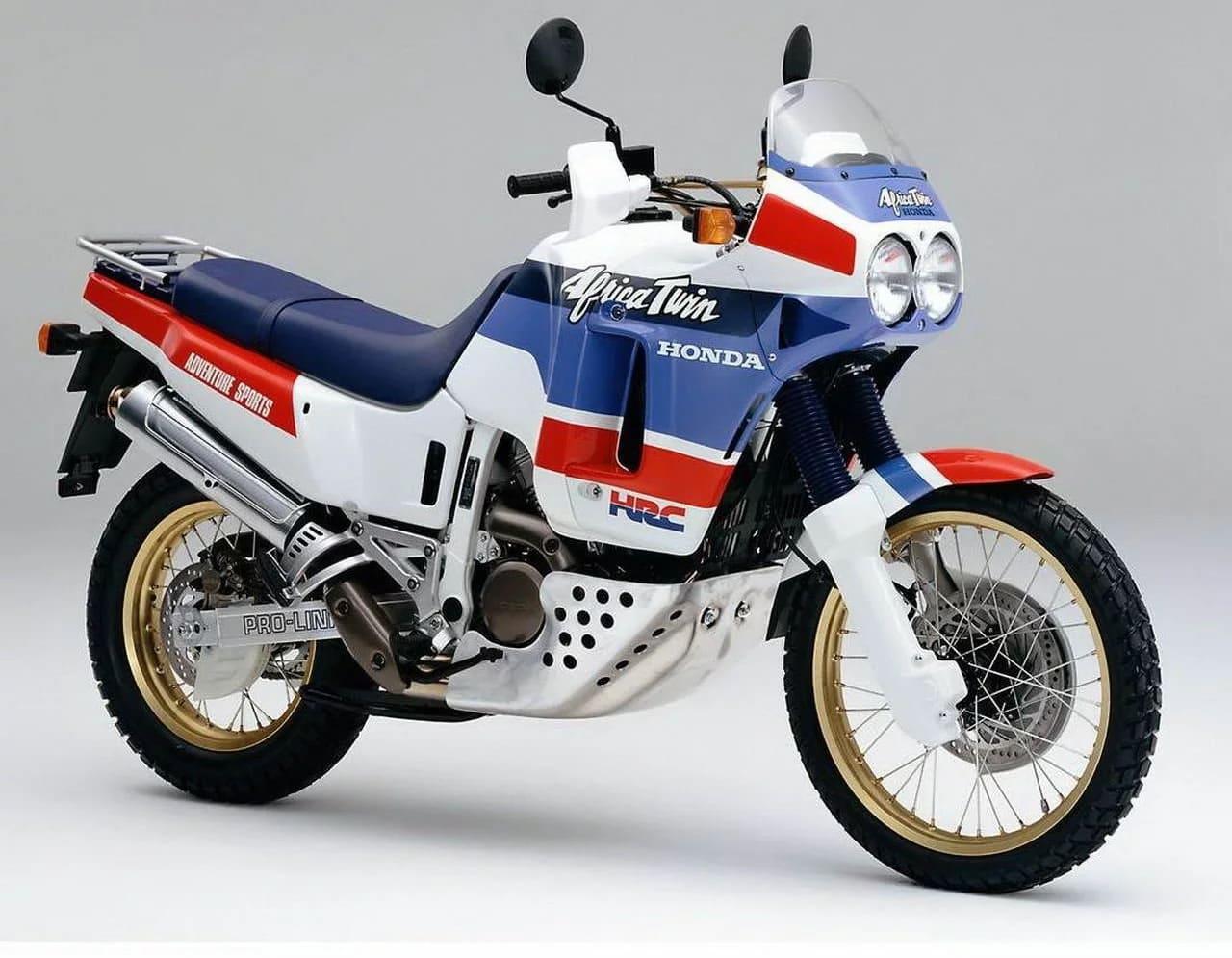 The original Honda Africa Twin XRV750