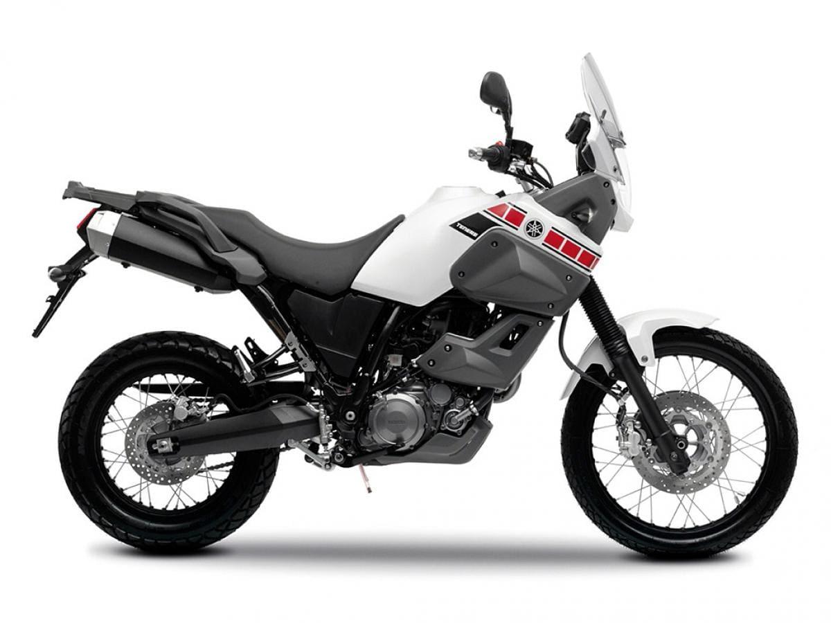 Yamaha XT660Z stock photo
