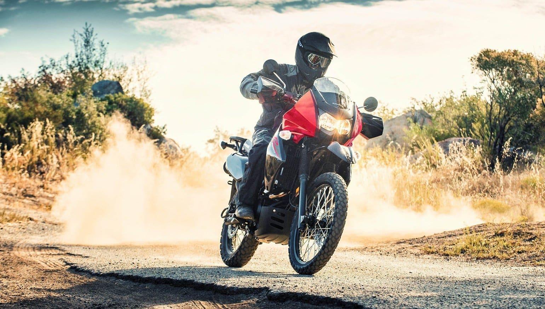 2019 Kawasaki KLR650 - the ultimate adventure travel motorcycle?