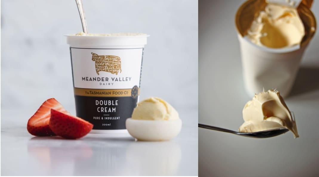Meander Valley Double Cream