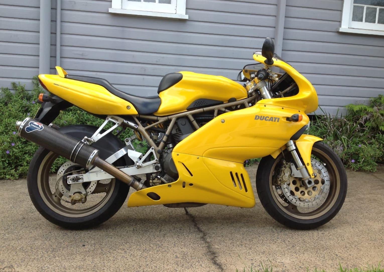 For Sale — Ducati 900SS Full Fairing (Lismore, Australia)